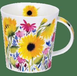 Bild von Dunoon Cairngorm Champagne Sunflower