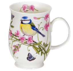 Bild von Dunoon Suffolk Hedgerow Birds Bluetit