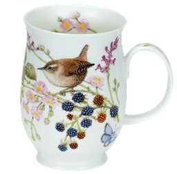 Bild von Dunoon Suffolk Hedgerow Birds Wren