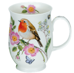 Bild von Dunoon Suffolk Hedgerow Birds Robin