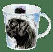 Bild von Dunoon Cairngorm Dogs on Canvas Labrador