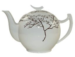 Bild von TeaLogic White Cherry Teekanne 2,0 Liter