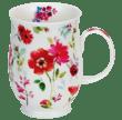 Bild von Dunoon Suffolk Floral Harmony Red