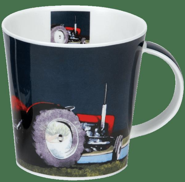 Bild von Dunoon Cairngorm Rural Retreat Tractor