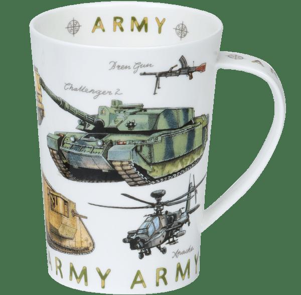 Bild von Dunoon Argyll Armed Forces Army