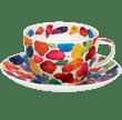 Bild von Breakfast Cup & Saucer Set Blobs, Bild 1