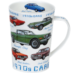 Bild von Dunoon Argyll Classic Cars 1970s