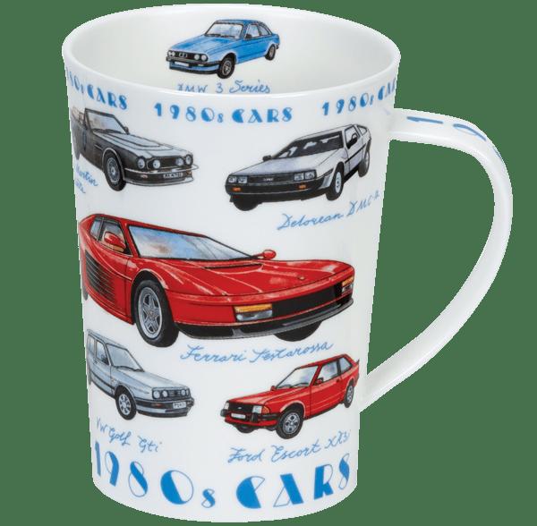 Bild von Dunoon Argyll Classic Cars 1980s