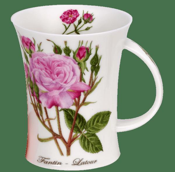 Bild von Dunoon Richmond Rosa Botanica Fantin Latour