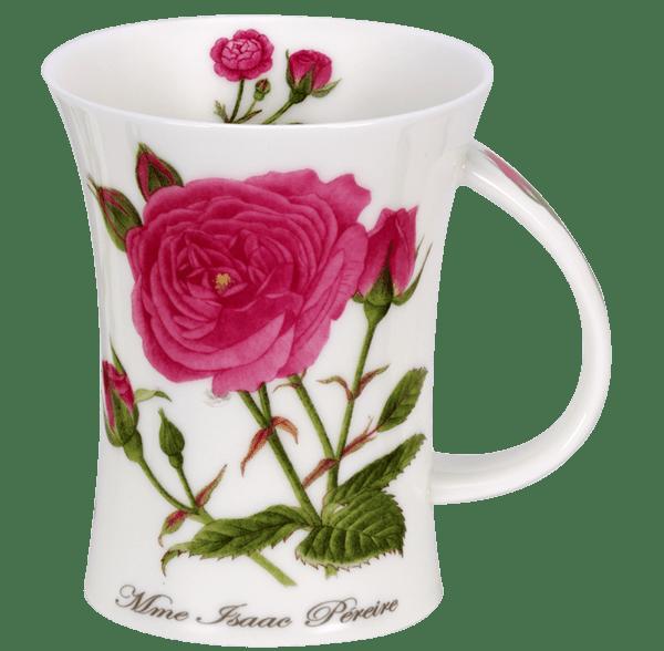 Bild von Dunoon Richmond Rosa Botanica Mme Isaac Pereire