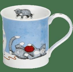 Bild von Dunoon Bute Contented Cats Wool