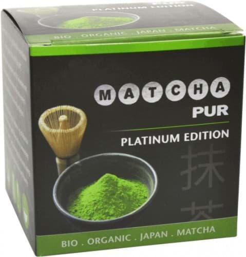 Bild von Original Japan Platinum Matcha limited Edition