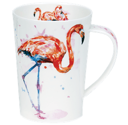 Bild von Dunoon Argyll Flamingo