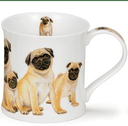 Bild von Dunoon Wessex Designer Dogs Pug