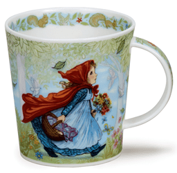 Bild von Dunoon Lomond Fairytales Red Riding Hood