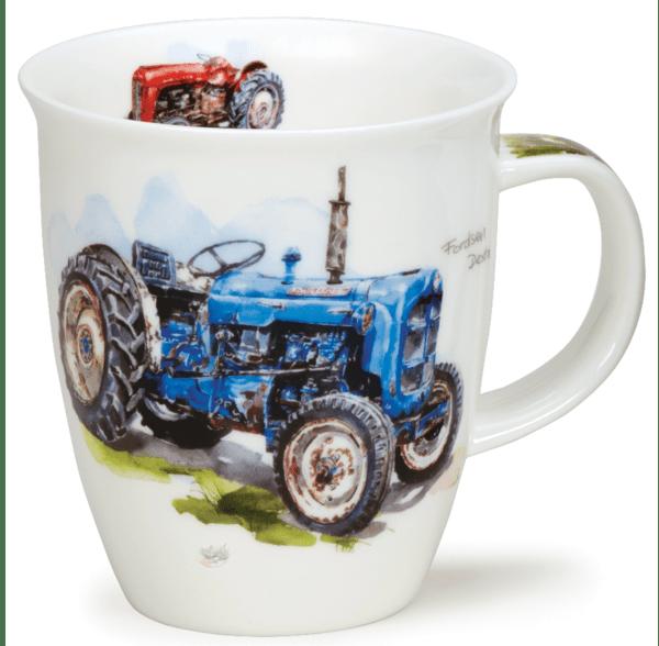 Bild von Dunoon Nevis Tractors Blue