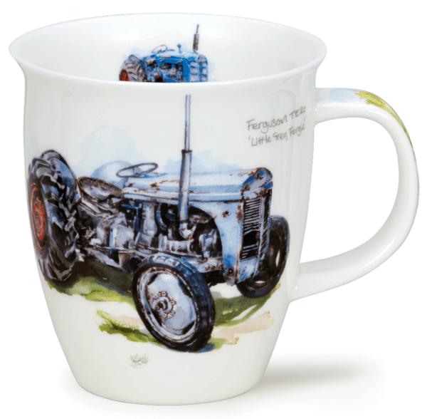 Bild von Dunoon Nevis Tractors Grey