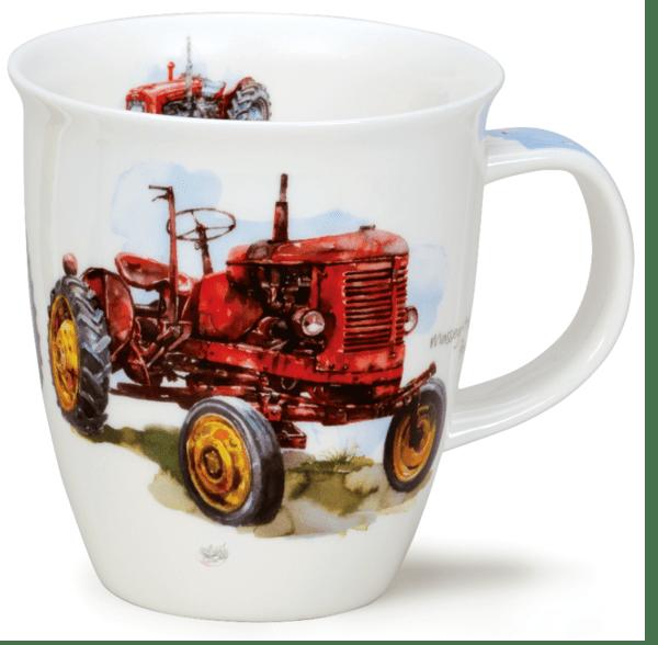 Bild von Dunoon Nevis Tractors Red