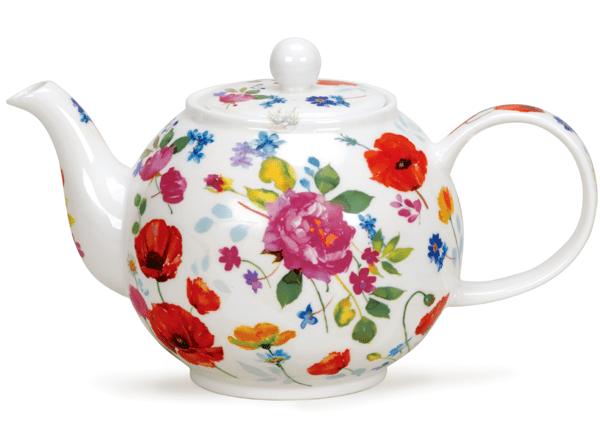 Bild von Dunoon Teapot Small Wild Garden