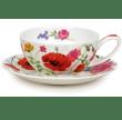 Bild von Tea Cup & Saucer Set Wild Garden, Bild 1