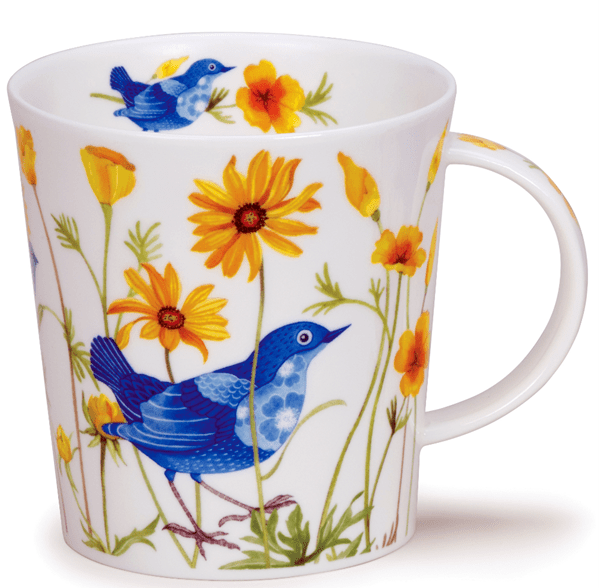 Bild von Dunoon Lomond Bluebirds Yellow