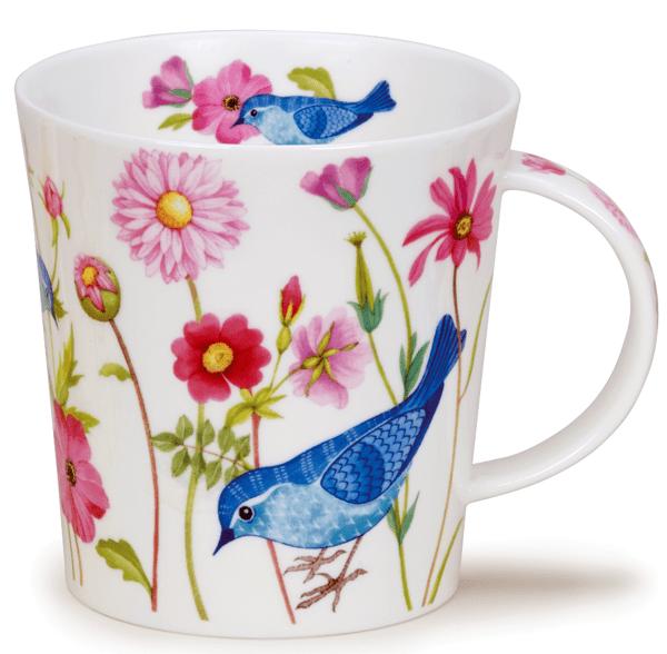 Bild von Dunoon Lomond Bluebirds Pink