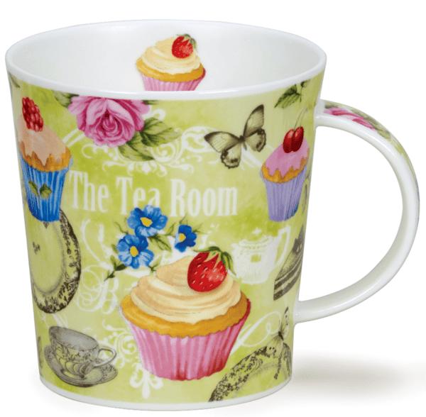 Bild von Dunoon Lomond Teatime Green