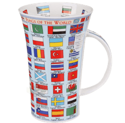 Bild von Dunoon Glencoe Flags of the World