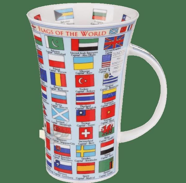 Bild von Dunoon Glencoe Flags of the World
