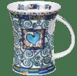 Bild von Dunoon Richmond Romantique Blue, Bild 1