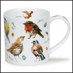Bild von Dunoon Orkney Garden Birds