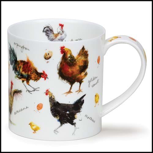 Bild von Dunoon Orkney Chickens