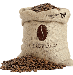 Bild von Kaffee Panama Hacienda La Esmeralda Geisha