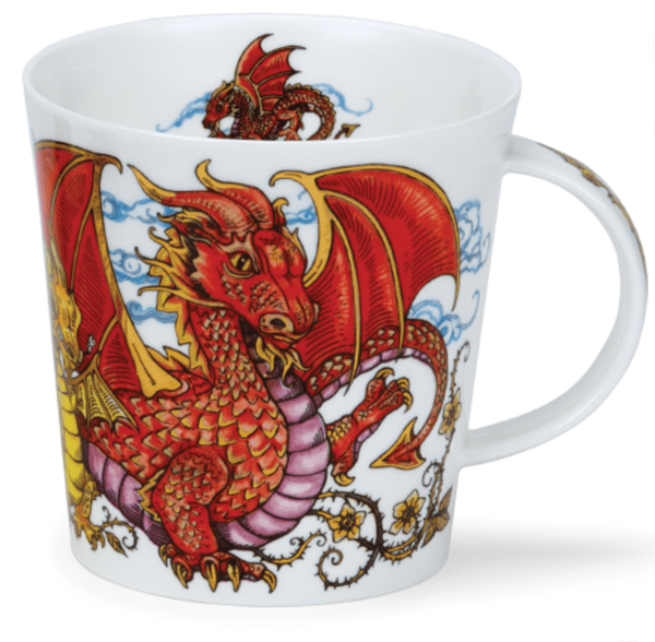 Bild von Dunoon Cairngorm Mythicos Dragon