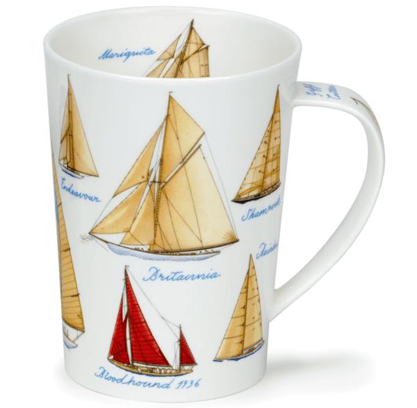 Bild von Dunoon Argyll Classic Yachts
