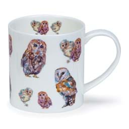 Bild von Dunoon Orkney Country Life Owl