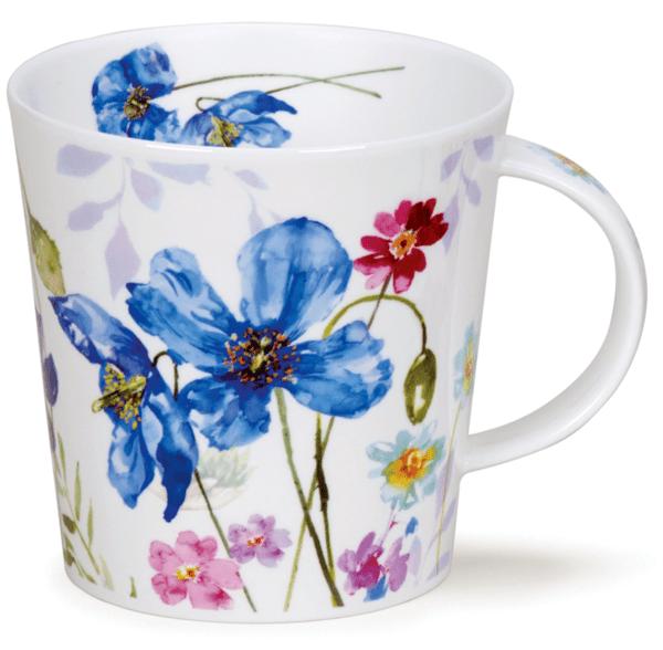 Bild von Dunoon Cairngorm Country Garden Blue Poppy