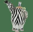 """Bild von Dekor Tierkanne Strange Zoo """" Zebra"""" Jameson & Tailor"""