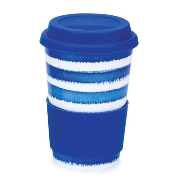 Bild von Dunoon Travel Mug Hoopla Blue
