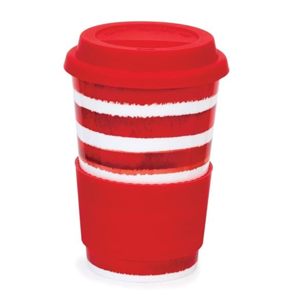Bild von Dunoon Travel Mug Hoopla Red