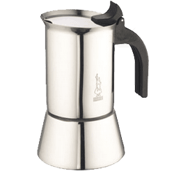 Bild von Bialetti Espressokocher Venus Edelstahl 6 Tassen