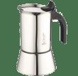 Bild von Bialetti Espressokocher Venus Edelstahl 10 Tassen, Bild 1