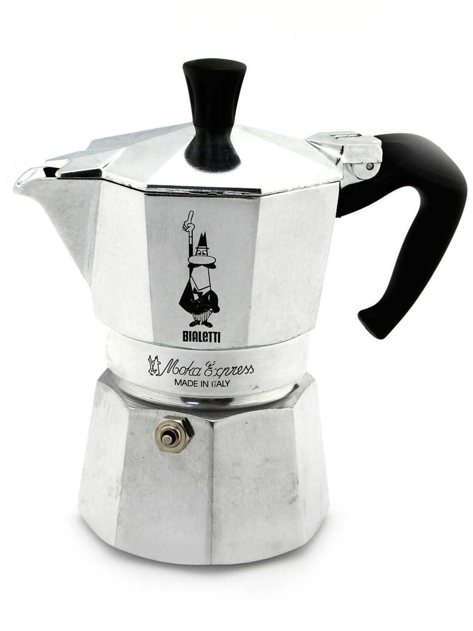 bialetti espressokocher moka express export 6 tassen. Black Bedroom Furniture Sets. Home Design Ideas