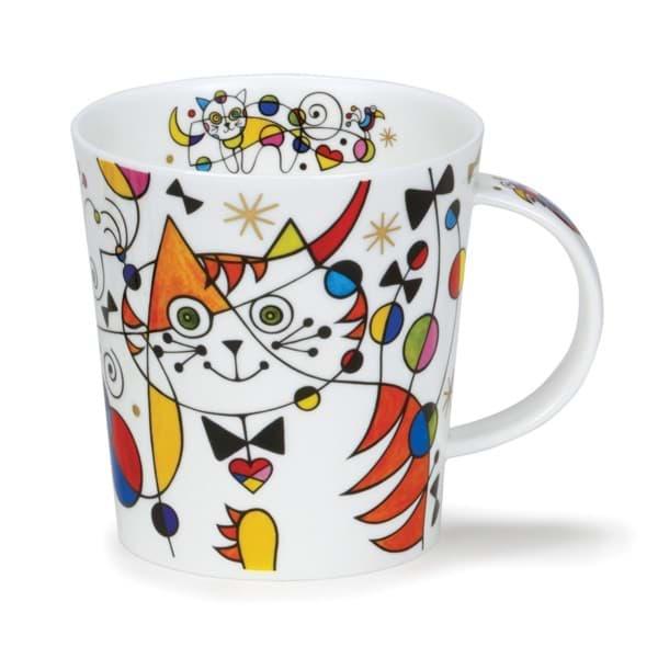 Bild von Dunoon Lomond Curious Cats Heart