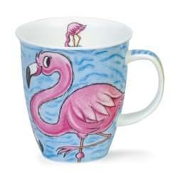 Bild von Dunoon Nevis Tropical Birds Flamingoe