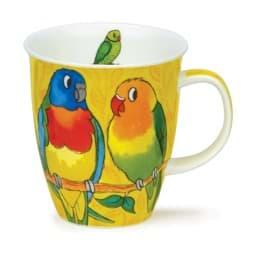 Bild von Dunoon Nevis Tropical Birds Parakeets