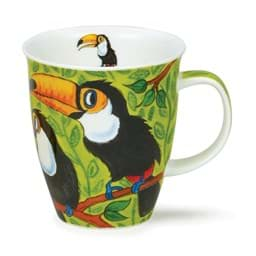 Bild von Dunoon Nevis Tropical Birds Toucans