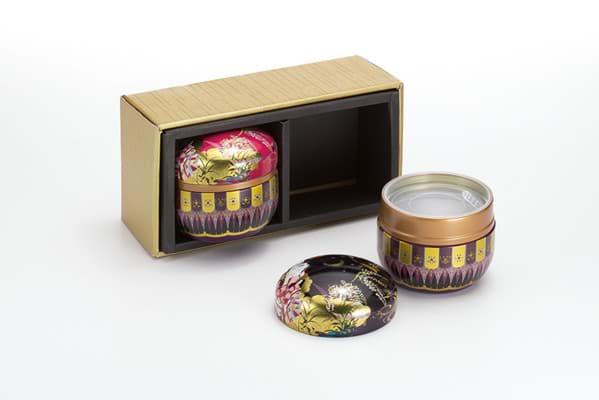"""Bild von Dosen Set """"Tamiko"""" 2 fach 100 g, in Geschenkbox"""