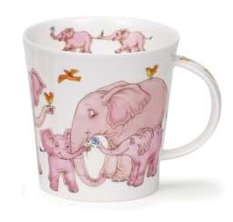Bild von Dunoon Cairngorm Tickled Pink Elephant