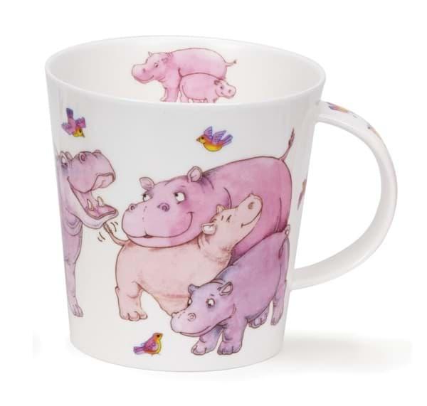 Bild von Dunoon Cairngorm Tickled Pink Hippo
